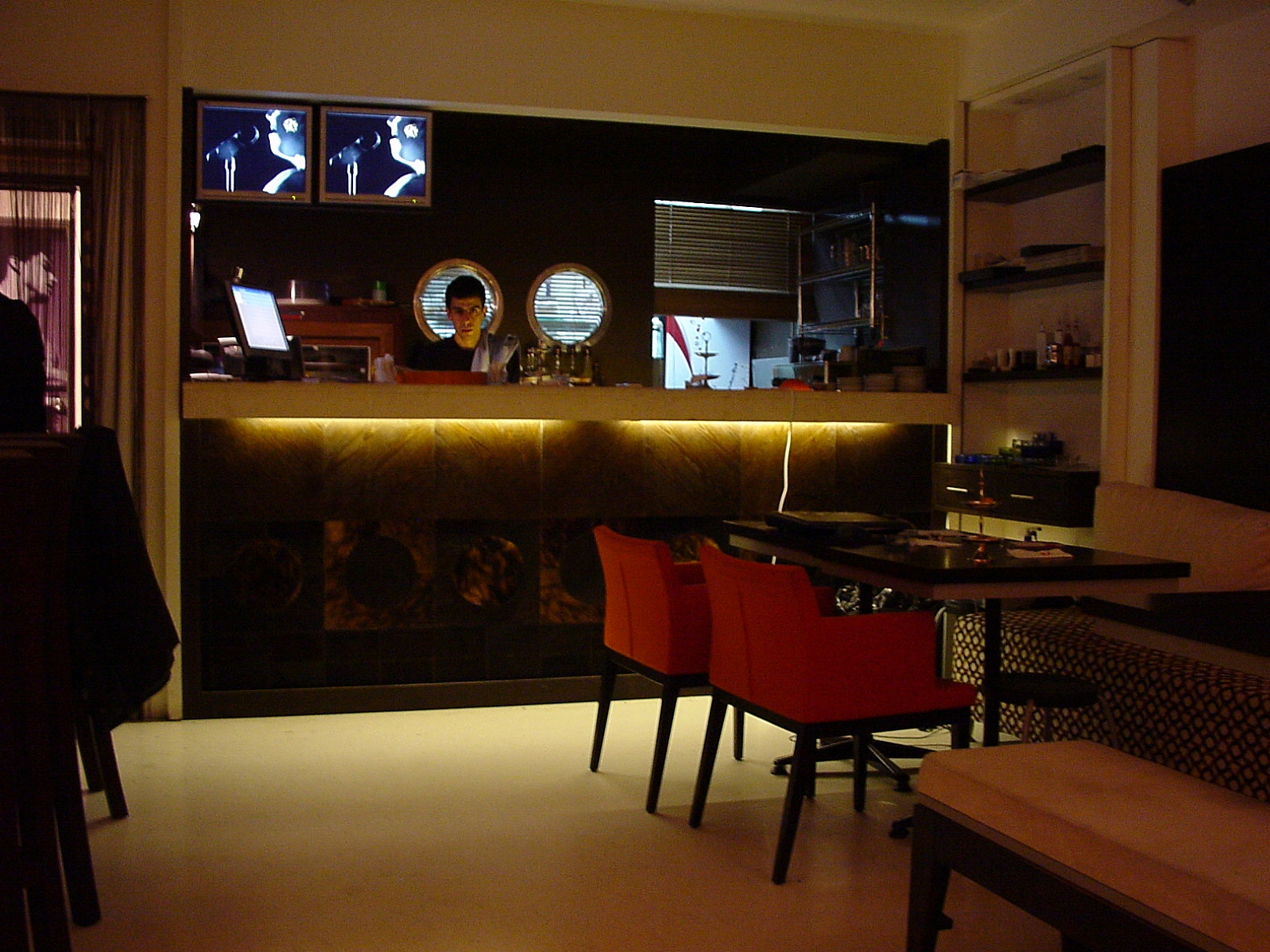 Bianco Cafe Izmir Interior Projects Dizayn